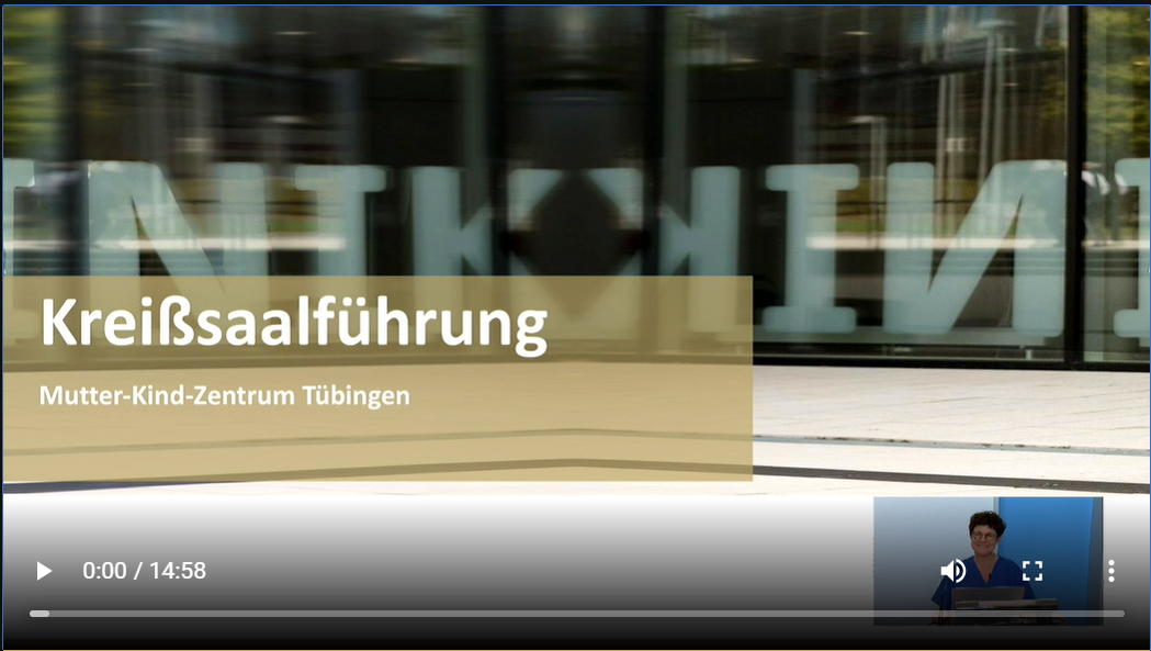 Kreißsaalführung Tübingen